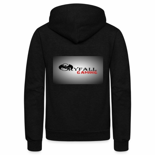 skyfal gaming 32 - Unisex Fleece Zip Hoodie