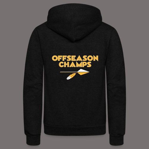 Offseason Champs - Unisex Fleece Zip Hoodie