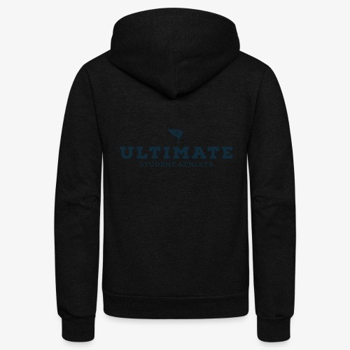 Student Athlete - Unisex Fleece Zip Hoodie