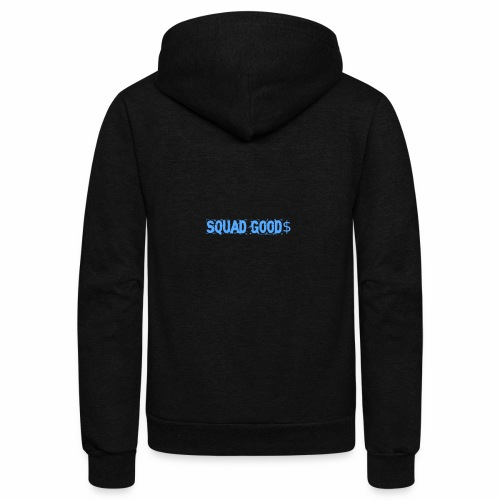 Squad Good$ - Unisex Fleece Zip Hoodie