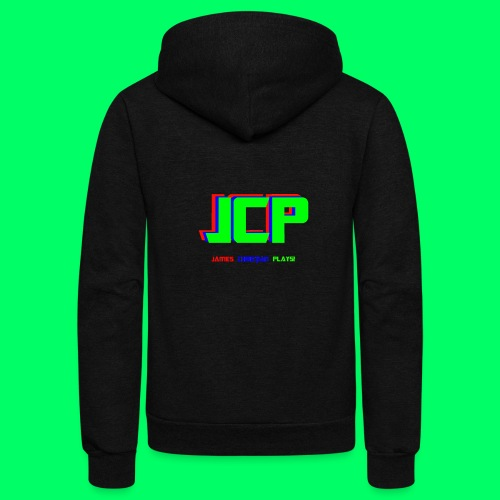 James Christian Plays! Original Set - Unisex Fleece Zip Hoodie