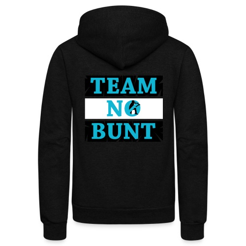 Team No Bunt - Unisex Fleece Zip Hoodie