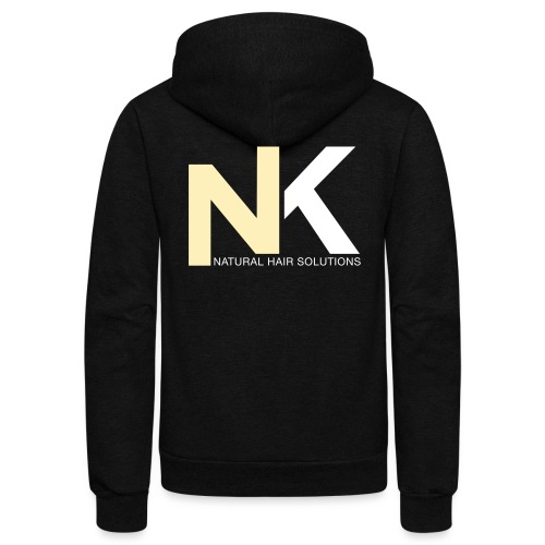 Nubian Knots - Unisex Fleece Zip Hoodie