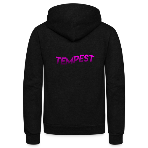 FIRE TEMPEST MERCH! - Unisex Fleece Zip Hoodie