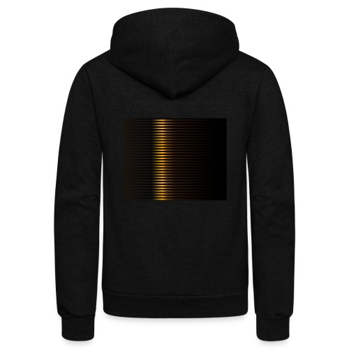 Gold Color Best Merch ExtremeRapp - Unisex Fleece Zip Hoodie