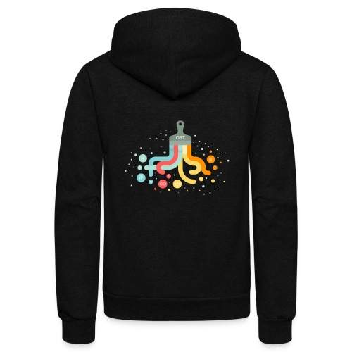 OST design - Unisex Fleece Zip Hoodie