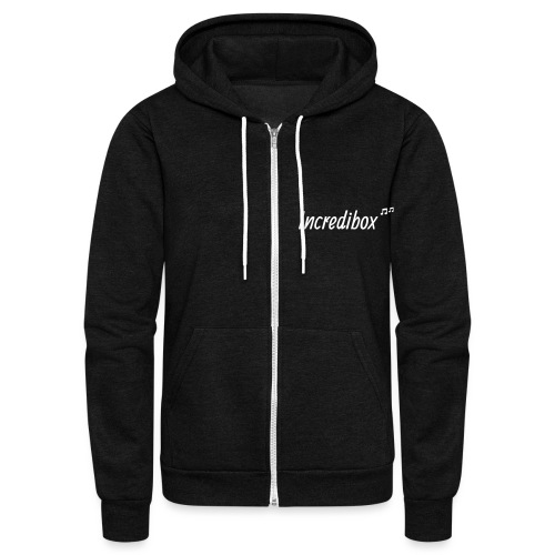 incredibox - Unisex Fleece Zip Hoodie