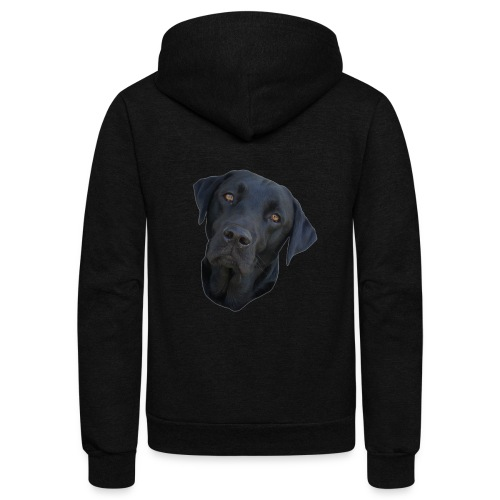 bently - Unisex Fleece Zip Hoodie