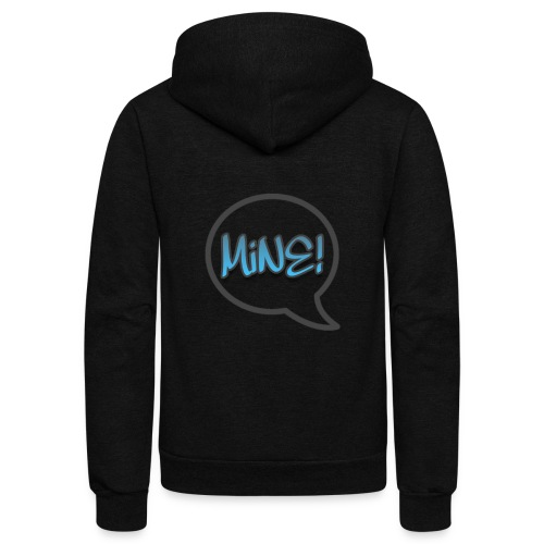 Couples Mine Merchandise for Men - Unisex Fleece Zip Hoodie