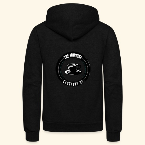 The Morning Clothing Co. - Unisex Fleece Zip Hoodie