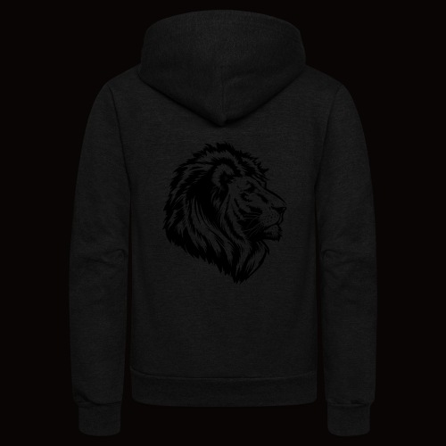 K's Kinging it - Unisex Fleece Zip Hoodie