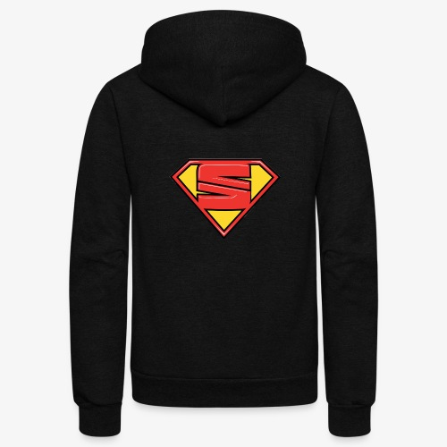 super seat - Unisex Fleece Zip Hoodie