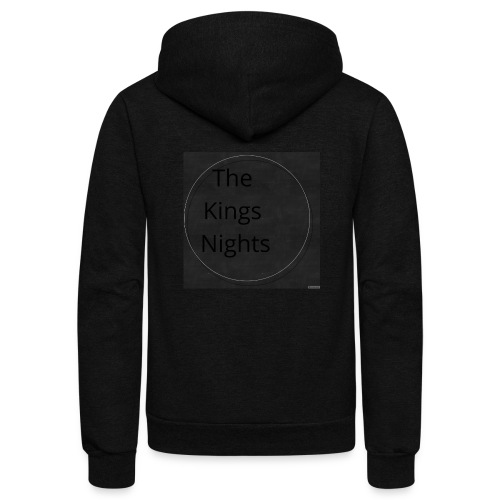 The Kings Nights - Unisex Fleece Zip Hoodie