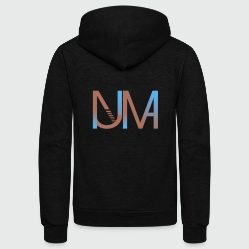 Numa with out bg - Unisex Fleece Zip Hoodie