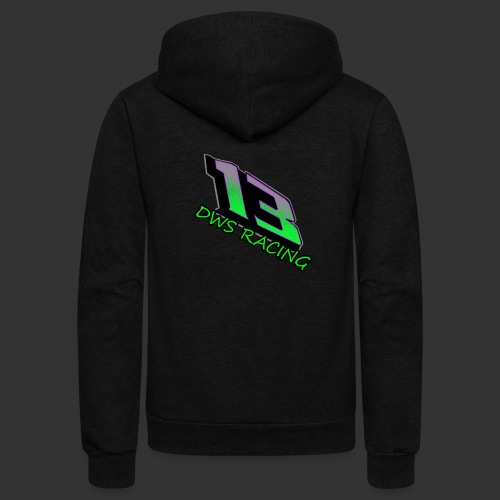 13 copy png - Unisex Fleece Zip Hoodie