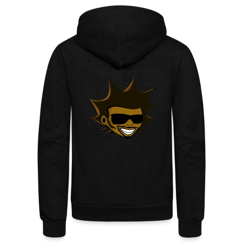 Tha PHLASH Phamily - Unisex Fleece Zip Hoodie