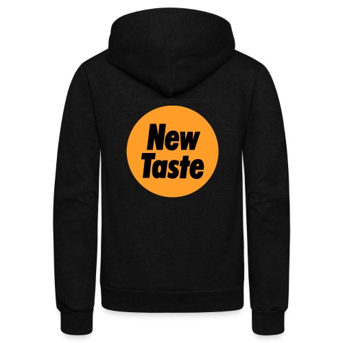New Taste - Unisex Fleece Zip Hoodie