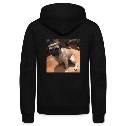 Gizmo Fat - Unisex Fleece Zip Hoodie