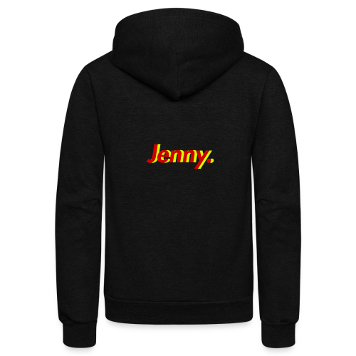 The Cover - Unisex Fleece Zip Hoodie
