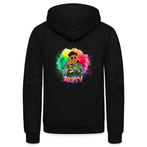 NEW MGTV Clout Shirts - Unisex Fleece Zip Hoodie