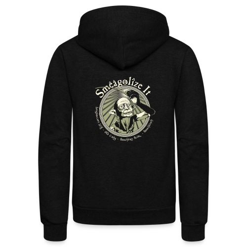 Smeagolize It! - Unisex Fleece Zip Hoodie