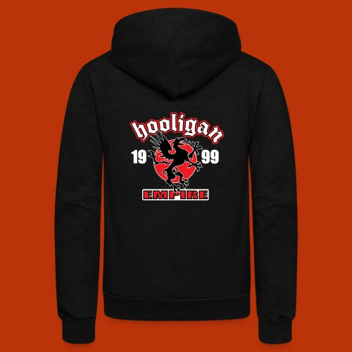 United Hooligan - Unisex Fleece Zip Hoodie