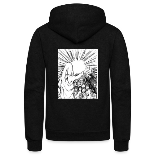 Knowing Jesus - Unisex Fleece Zip Hoodie