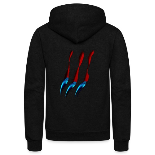 My Personal Dragon - Unisex Fleece Zip Hoodie