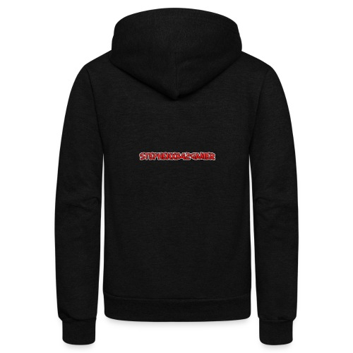 stephenxb42gamer logo - Unisex Fleece Zip Hoodie