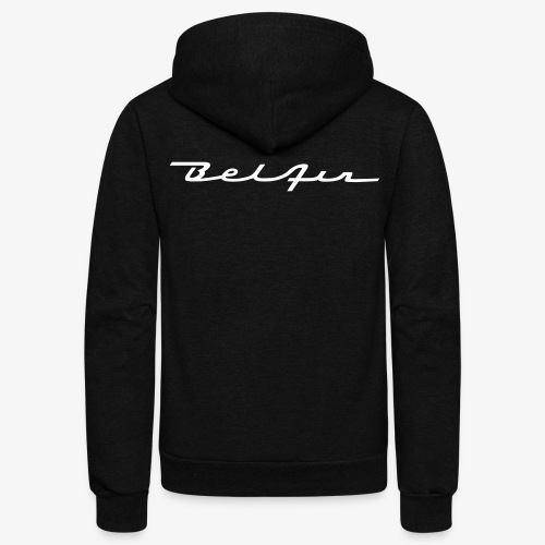 Bel Air - Unisex Fleece Zip Hoodie
