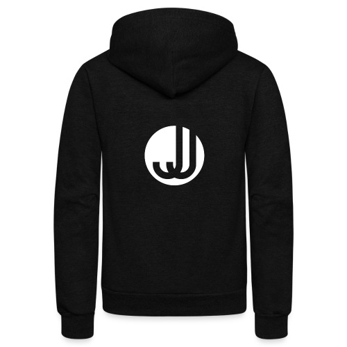 SAVE 20180131 202106 - Unisex Fleece Zip Hoodie