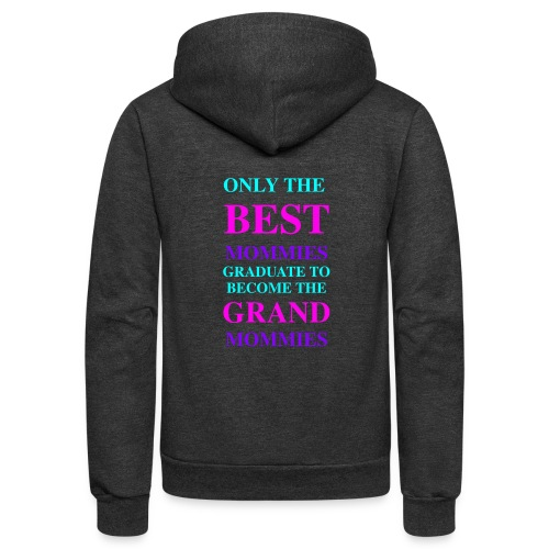 Best Seller for Mothers Day - Unisex Fleece Zip Hoodie