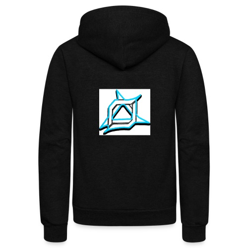 Oma Alliance Blue - Unisex Fleece Zip Hoodie