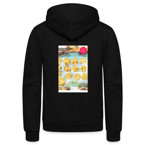 Best seller bake sale! - Unisex Fleece Zip Hoodie