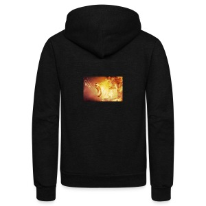 Lion Spirit - Unisex Fleece Zip Hoodie
