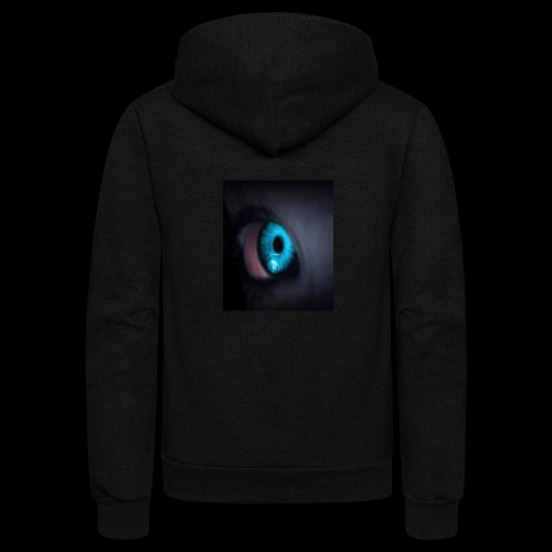 RPA EYE - Unisex Fleece Zip Hoodie