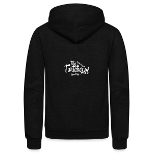 Original The Twitcher nl - Unisex Fleece Zip Hoodie