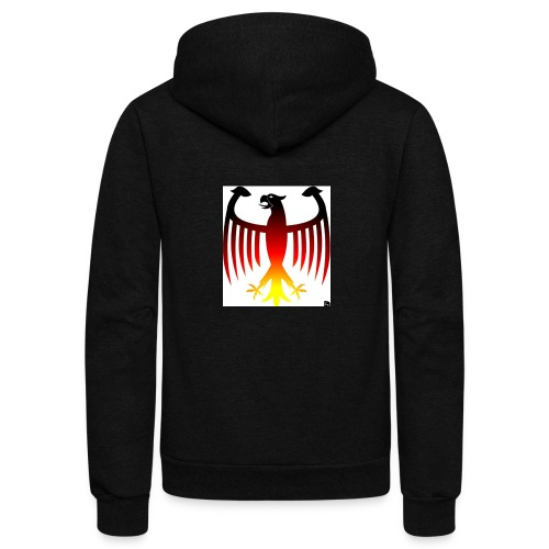 German apparel - Unisex Fleece Zip Hoodie