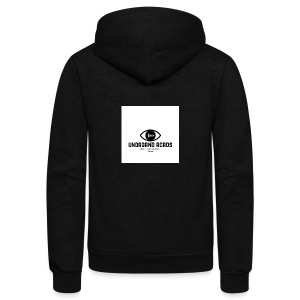 underground establishment - Unisex Fleece Zip Hoodie