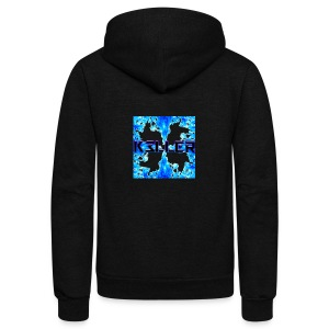 My Main Logo - Unisex Fleece Zip Hoodie