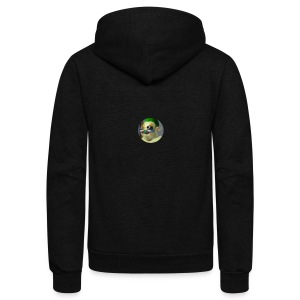 Progamer Phone Case #1 - Unisex Fleece Zip Hoodie