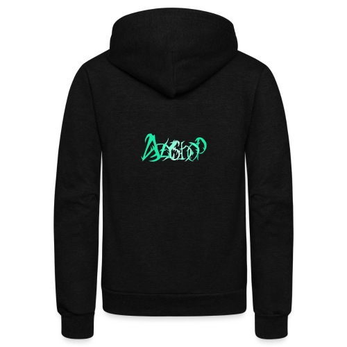 The logo of azyshop - Unisex Fleece Zip Hoodie