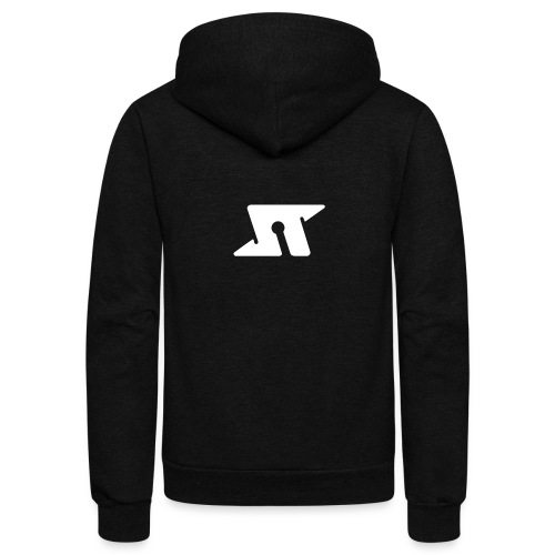 Spaceteam Logo - Unisex Fleece Zip Hoodie