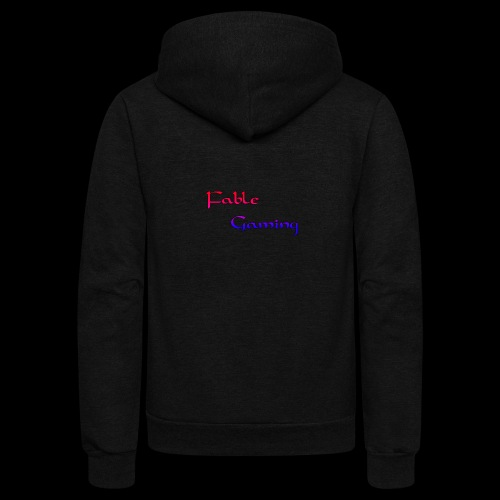 Fable Gaming - Unisex Fleece Zip Hoodie