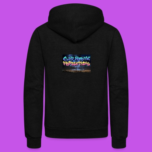 Club Wormie Productions 2 - Unisex Fleece Zip Hoodie