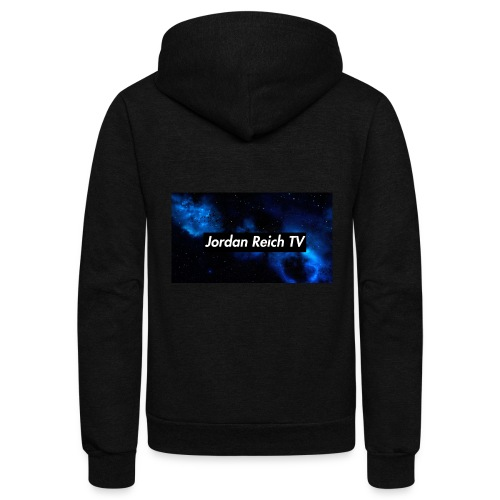 Jordan Reich TV - Unisex Fleece Zip Hoodie