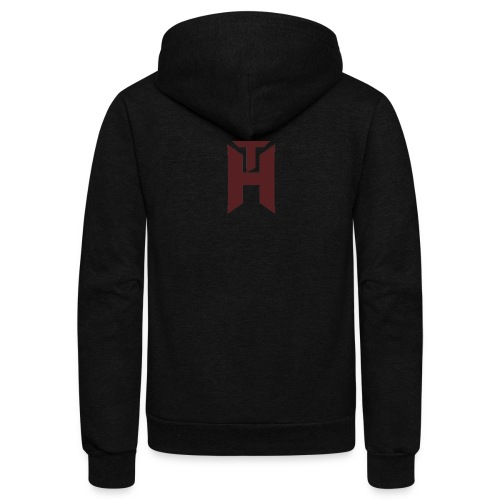 The Hybrids - Unisex Fleece Zip Hoodie