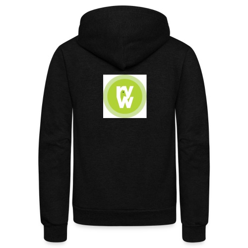 Recover Your Warrior Merch! Walk the talk! - Unisex Fleece Zip Hoodie
