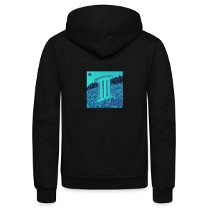 Currensy PilotTalk3 Artwork - Unisex Fleece Zip Hoodie