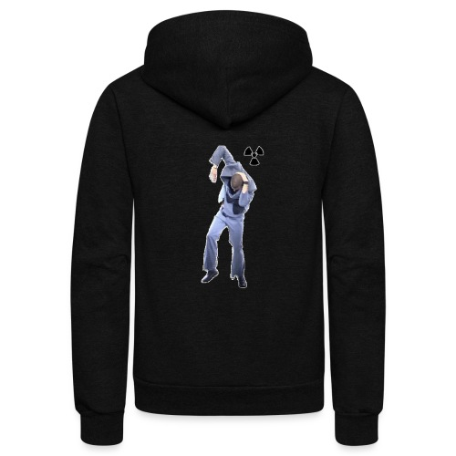 CHERNOBYL CHILD DANCE! - Unisex Fleece Zip Hoodie